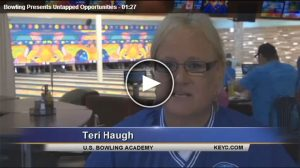United States Bowling Academy News Story about classes and bowling scholarships